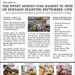 Sweet Auburn Curb Market - Sunday Hours with border